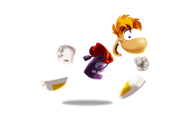 E312: Hands-on with Rayman Legends co-op