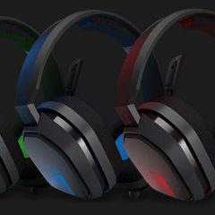 E3 Hands-On: Astro A10 Gaming Headset