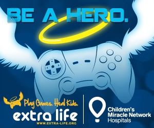 Extra Life Gaming Marathon Breaks Fundraising Record