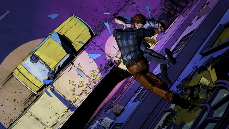 The Wolf Among Us Episode One: Faith Review: Wolf's Reign
