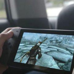 Nintendo Switch has 720p touch screen, 32 GB internal storage