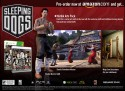 Sleeping Dogs Amazon Pre-order Exclusive