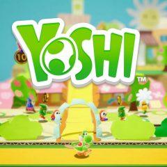 E3: Nintendo premieres a new Yoshi game