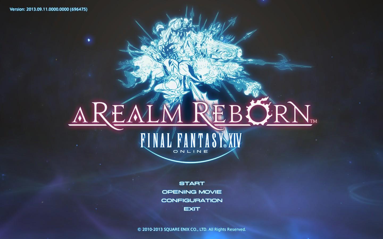 A Realm Reborn