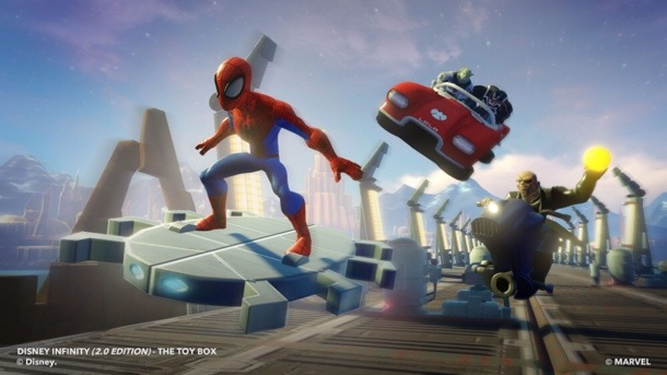 Disney Infinity 2.0's Marvel Super Heroes are awesome, familiar [Hands-on]