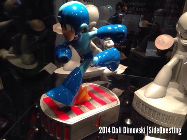 Mega Man figure