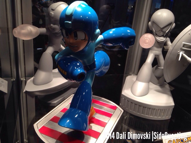 These Capcom figures are amazeballs! Mega Man, Street Fighter & more! [Gallery]