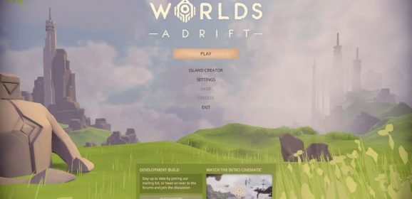 Early Impressions: Worlds Adrift