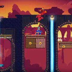 Mega Man-inspired roguelike 20XX enters Beta