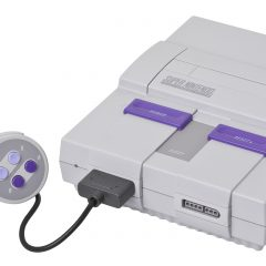 Rumor: Super NES Mini console coming later this year