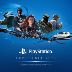PlayStation Experience 2016 reveals panels and games