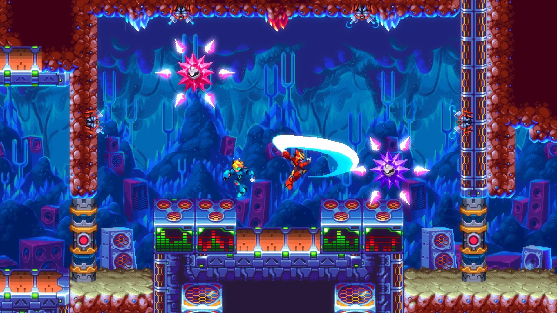 """30XX including """"Mega Mode"""" into game"""