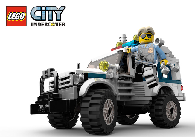 E312 Lego City Undercover Uncovers Lego City Sidequesting