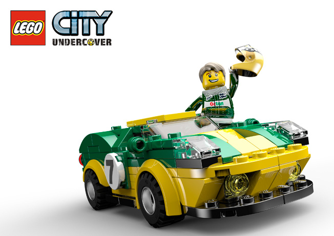 lego city undercover 2  sidequesting