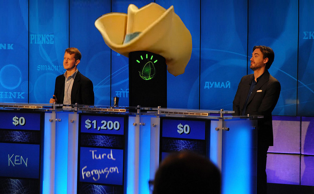 Does Watson Herald The Future of Multiplayer Gaming?