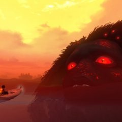 Sea of Solitude launches with moody trailer