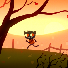 GDC 14: Night In The Woods Hands-On Preview – A Secret in Dem Woods