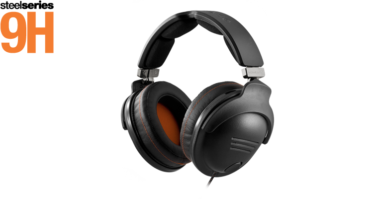 The SteelSeries 9H headset available for preorder starting today