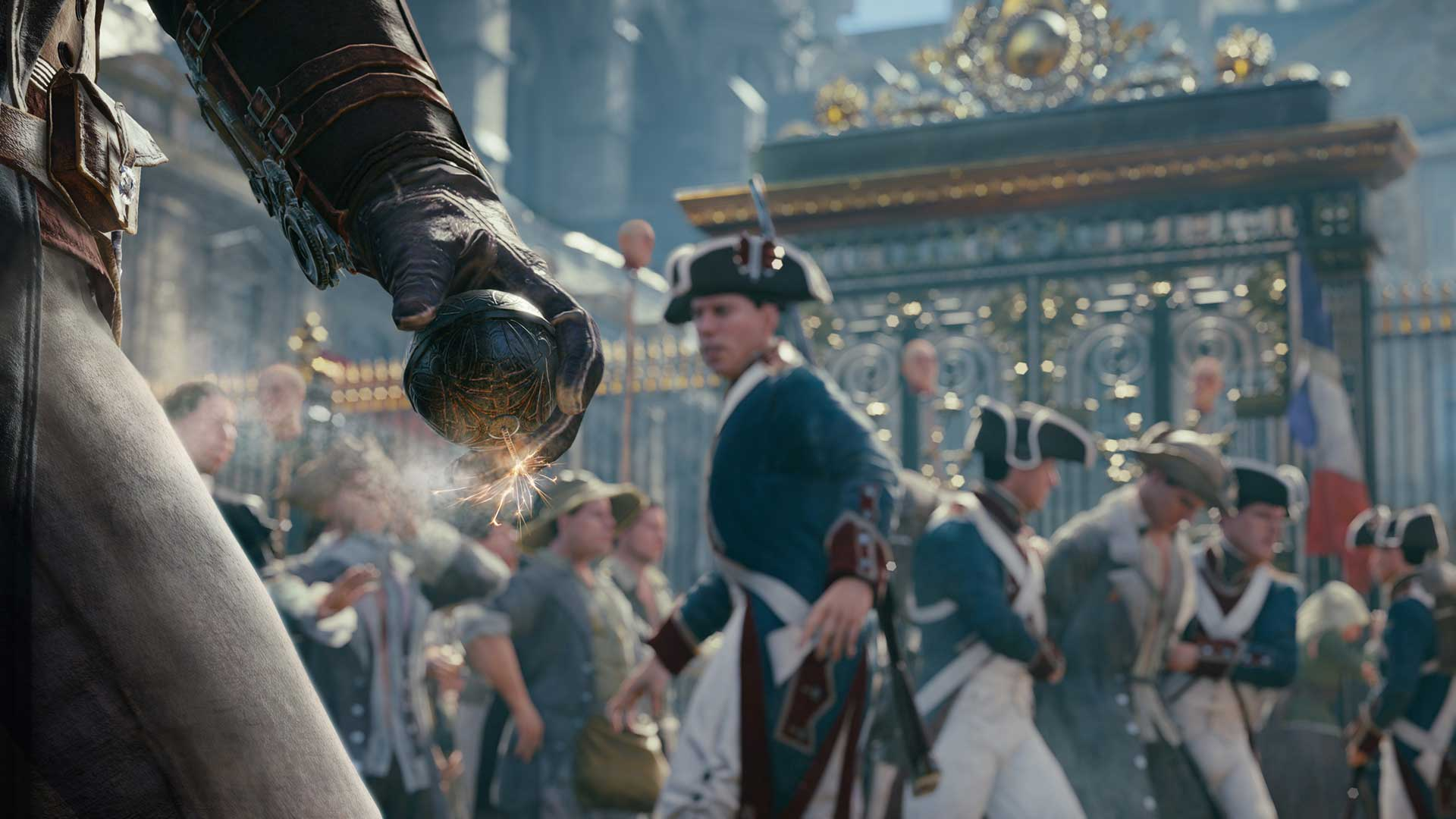 Assassin S Creed Unity Review No Revolution Sidequesting