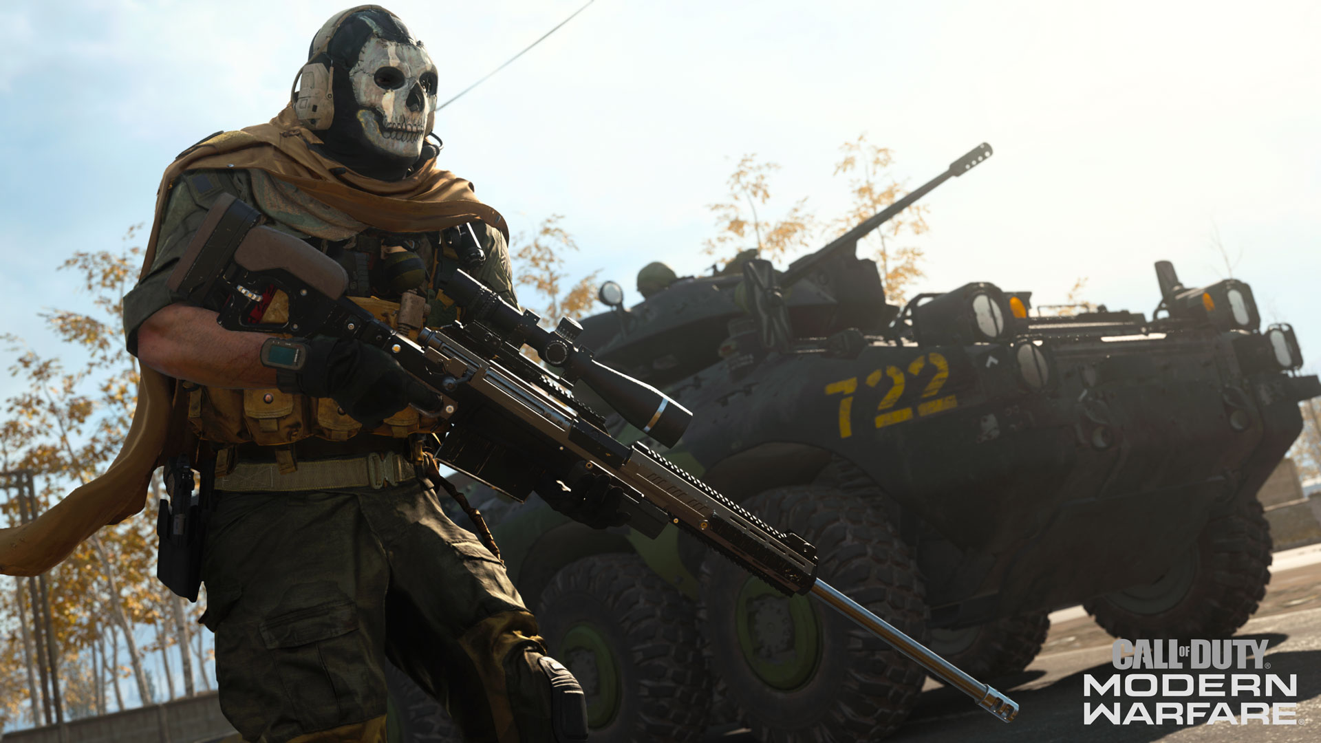 Call of Duty: Modern Warfare Season 2 brings back Ghost, Rust