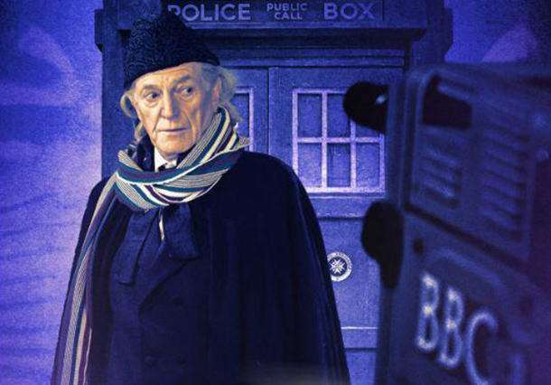 An Adventure in Space and Time is an amazing, emotional ode to Doctor Who