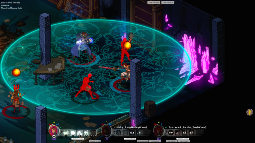 Works like Magic: Hands-on with Masquerada
