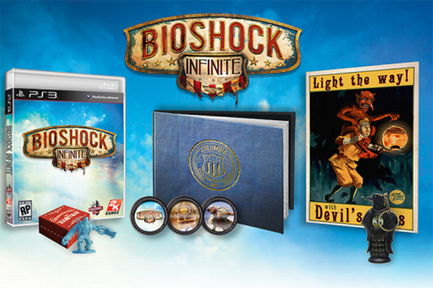 Best Buy makes up for BioShock Infinite preorder fiasco with free BioShock Infinite [UPDATE]