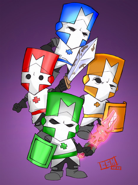 Chris Majewski's Castle Crashers
