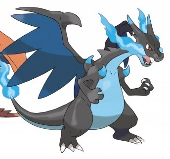 Charizard goes Mega in Pokémon X and Y