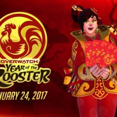 Celebrate the Year of the Rooster with Overwatch