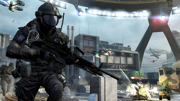 Call of Duty Black Ops 2 screenshot review