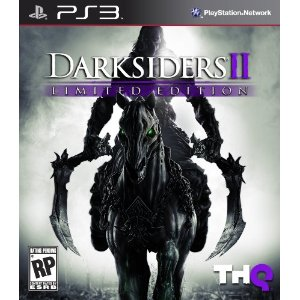 Darksiders 2 box art cover