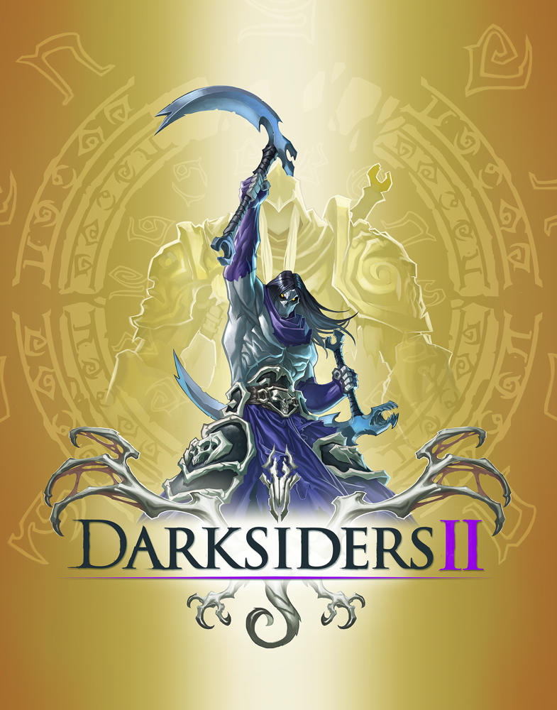 Darksiders II Legend of Zelda tribute