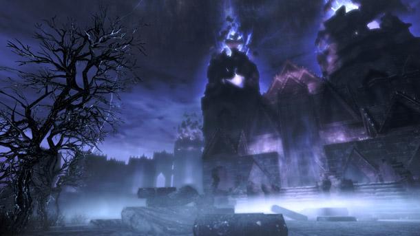 Skyrim Dawnguard's Soul Cairn