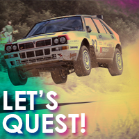 Let's Quest: DiRT Rally