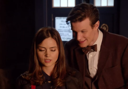 Doctor Who Series 7 Part 2 Trailer
