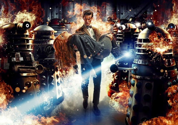 Doctor Who Series 7 promo picture