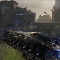 Hands-on with Dreadnought: Methodical, giant ships