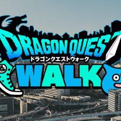 Dragon Quest Walk announced