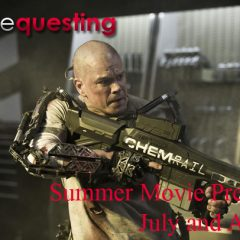 SideQuesting's Summer Movie Preview: July and August