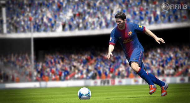 FIFA 13 review Messi