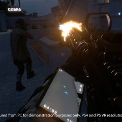 Firewall Zero Hour may be PSVR's much needed multiplayer FPS