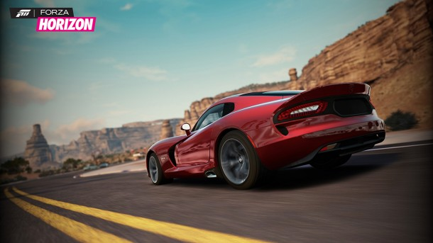 Forza Horizon Dodge Viper