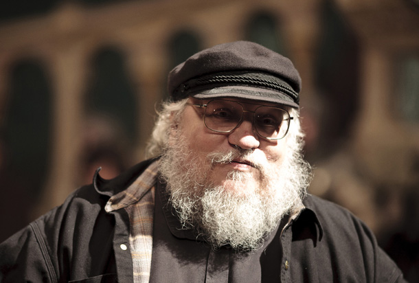 GAME OF THRONES creator George R.R. Martin