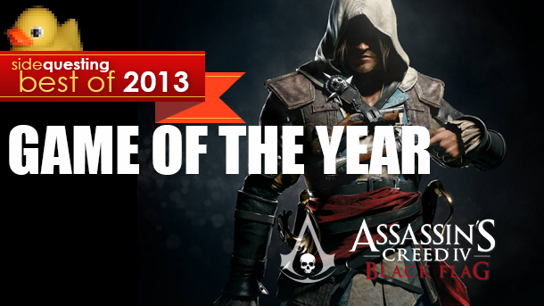SideQuesting's Game of the Year 2013: Assassin's Creed IV: Black Flag