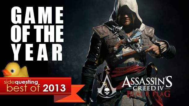 Assassin's Creed IV Game of the Year