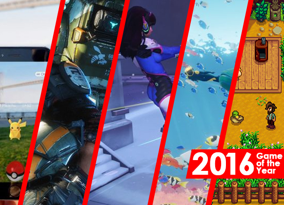 Robyn's Favorite Games of 2016