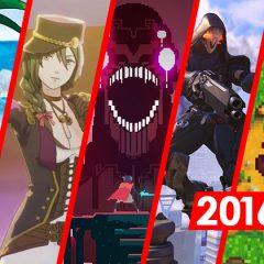 Sam's Favorite Games of 2016