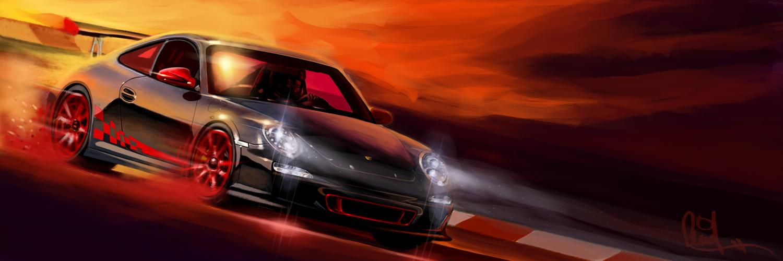 GT3 Porsche