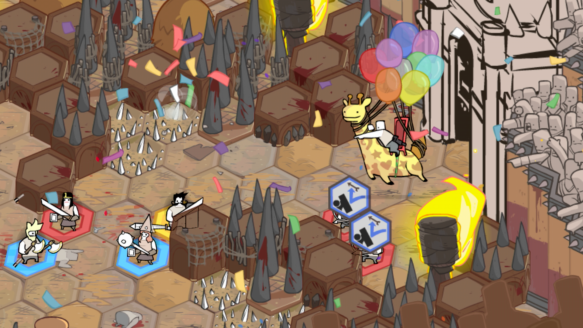 Game4_ArenaGameplayUziGiraffe